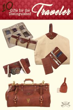 For the traveler in your life…whether it be business trips or just for fun. My gift guide will have them traveling in style and comfort no matter the destination. Travel Accessories, Handbag Accessories, Leather Craft, Leather Bag, Diy Gifts For Grandma, Travel Crafts, Beach Trip, Hawaii Beach, Oahu Hawaii