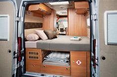 99 Amazing Interior RV Campers That Will Inspire You To Hit The Road (20)