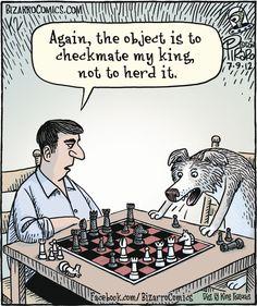 Bizarro cartoon (July 9, 2012)
