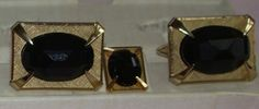 Shields fifth avenue vintage 1966 cuff links by DevineCollectible, $55.00