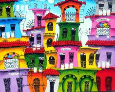 Cuban Culture | Cuba means colour! Cuba means culture! A must-see on many a traveller ... Cuba People, Cuban Culture, Cuban Art, Hispanic Heritage Month, Color Crayons, Havana Nights, Art Case, Naive Art, Colors