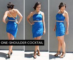 10 Ways to Style a Maxi Dress via Brit + Co