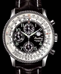 The Breitling Montbrillant Collection, news and press releases about luxury watches and timepieces