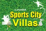 Ajnara sports city villas is the new residential project of ajnara group at noida extension.