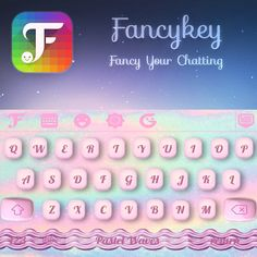 Don't just stare at my new theme! Go design yours! 😚😍👌Download @Fancykey 👉 http://dl6.fancykeyapp.com #Fancykey