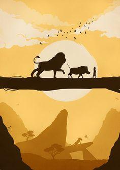No Worries Art Print by Jay Fleck<br> Disney Collage, Disney Art, Wallpaper Iphone Disney, Cute Disney Wallpaper, King Picture, Disney Background, Cute Disney Drawings, Le Roi Lion, Disney Posters