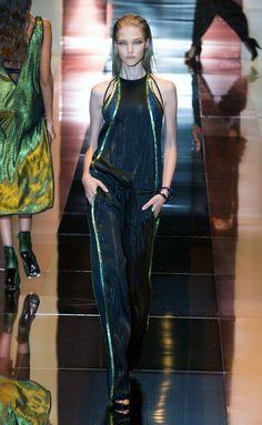 Gucci - Spring/Summer 2014 Milan Fashion Week