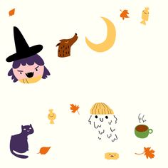 Find GIFs with the latest and newest hashtags! Search, discover and share your favorite Halloween GIFs. The best GIFs are on GIPHY. Happy Halloween Gif, Halloween Greetings, Halloween Birthday, Halloween Ghosts, Halloween Kids, Monster Birthday Parties, Monster Party, Gif Animé, Animated Gif