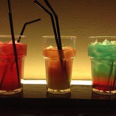 Tris di cocktail