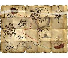 Znalezione obrazy dla zapytania piracka mapa świata