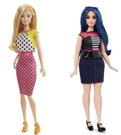 Barbie Has A Whole New Look