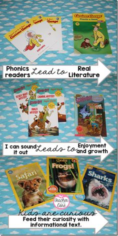 """How to choose """"Just Right"""" books for kindergarten through first grade emerging readers"""