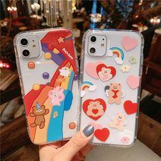 Iphone 8, Coque Iphone, Iphone Phone Cases, Apple Iphone, Diy Phone Case, Cute Phone Cases, Aesthetic Clothing Stores, Aesthetic Clothes, Korean Phone Cases