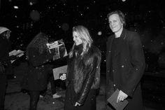 EDUN   FW14   Arrivals   Kristina O'Neill and Magnus Berger