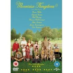 Moonrise Kingdom; this was pretty great.  Really love all the actors in this; the two little kids are awesome & after all these years I'm even more in love with Edward Norton...sigh...