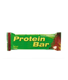 HIGH 5 PROTEIN BAR - Advanced protein-carbohydrate bar for after exercise - 13g of protein for muscle growth & maintenance - 24g  of carbohydrate - Light texture - Thin chocolate coat for great taste - Throw-in-your-bag convenience - Suitable for vegetarians - Free from preservatives or sweeteners.
