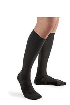Futuro Restoring Dress Socks for Men, Black, Extra Large, Firm (20-30 mm/Hg) by Futuro