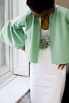 I love mint..spring 2012
