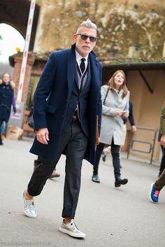 Nick Wooster ~ Pitti Uomo 2014