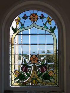 vitrales para puertas - Buscar con Google