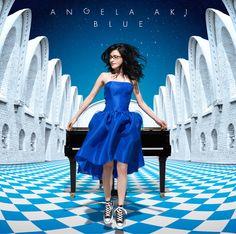 """""""BLUE """" Angela Aki"""