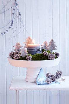 Da geht ein Licht auf: Weihnachtsdekoration mit Kerzen | The Stepford Husband