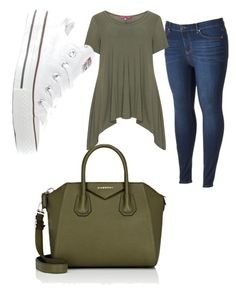 """Untitled #19"" by daylajd on Polyvore featuring Simply Vera, Mat, Converse and Givenchy"