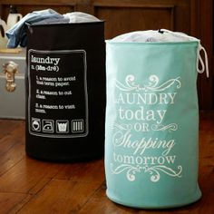 Love these laundry hampers! http://rstyle.me/n/ext68nyg6