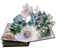 §§§ : christmas pop-up book