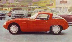 1958 Abarth Alfa Romeo 1000 GT by Bertone