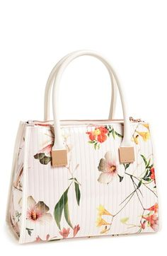 e59d760eb9894a Ted Baker London  Botanical Bloom  tote. I love Ted Baker! ❤️