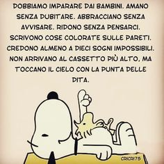 Beautiful Children, Beautiful Words, Snoopy Quotes, Words Quotes, Sentences, Life Lessons, Positivity, Motivation, Feelings