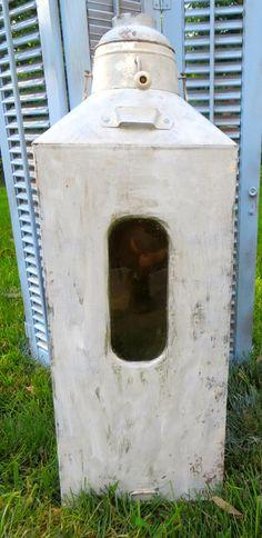 Vintage Metal Flour Bin Hoosier Cabinet Flour by oZdOinGItagaiN, $68.00