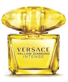 رفرنس و یا مدل عطر زنانه ورساچه یلو دایموند اینتنس