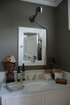 1000 images about bathroom colors on pinterest men 39 s - Room color for men ...