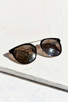 91c7541788 Mercury Brow Bar Sunglasses. Urban Outfitters ...