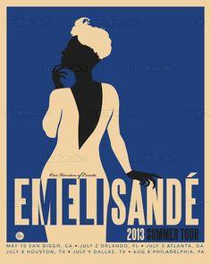 Emeli Sande US Tour