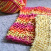 Free Crochet Wedding Gift Patterns | DISH RAG PATTERNS | Free Patterns