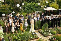 Mini Wedding no jardim. Viver em Festa!