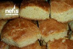 Asker Pastası Tarifi Gateaux Cake, Turkish Recipes, Cake Cookies, Bon Appetit, Sweet Recipes, Banana Bread, Hamburger, Deserts, Food And Drink