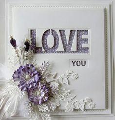 PartiCraft (Participate In Craft): Love You