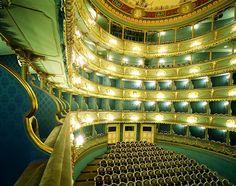 Estates Theatre #Prague #Tchequie #Czechia