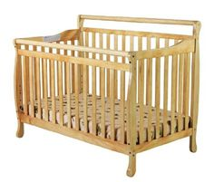 Dream On Me Liberty Collection 4 in 1 Crib, Natural:Amazon:Baby