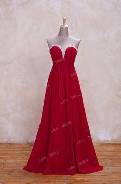 another beautiful gown for prom