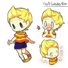 Lucas (aka my son)