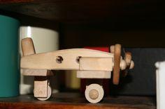 avion en bois Deco nature