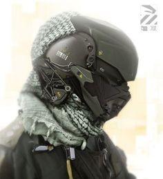 future helmet concept