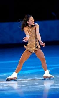 Michelle Kwan: Fields of Gold. 2002 My FAVORITE program. Beautiful and heartbreaking and i still cry when i watch it