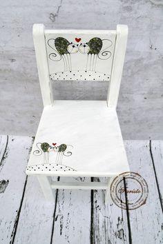 krzesełko z oparciem - Dziecko - DecoBazaar
