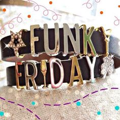 #FunkyFriday